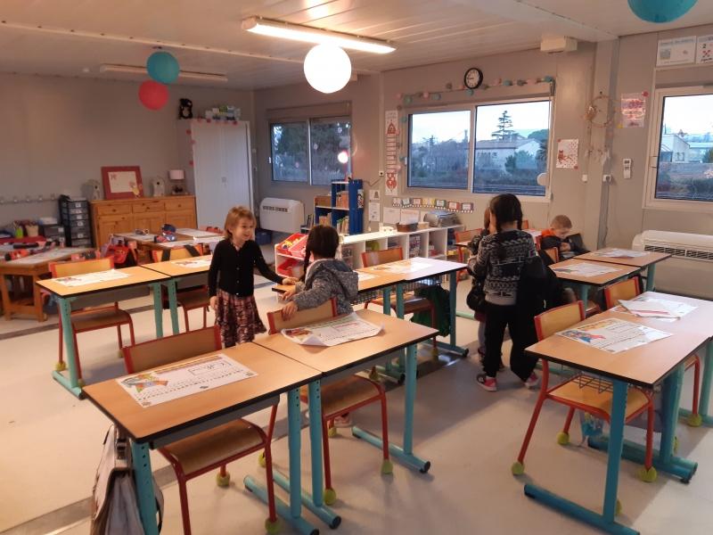 Les écoles catholiques du Teil ont quitté la Maison Diocésaine de Viviers pour retourner sur leur commune.