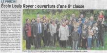 Ecole Louis Royer LE POUZIN