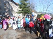 Un carnaval animé