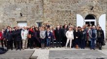 Journée de rencontre des chefs établissements de la tutelle diocésaine à Notre-Dame d'Ay