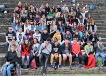 Collège Saint-Louis - 67 latinistes à l'assaut de Lugdunum