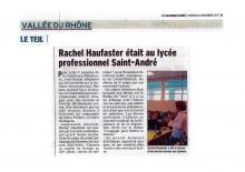 Lycée Professionnel Saint André LE TEIL
