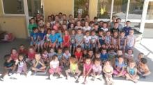 La rentrée à  l'école St Joseph à Vesseaux