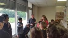 RESTOS DU COEUR - Ecole Saint Joseph LES VANS