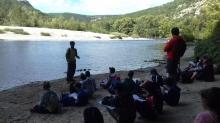Une journée en plein air - Collège la Présentation - LE TEIL