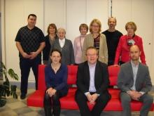 Réunion du groupe de pilotage et de préparation du 2ème forum