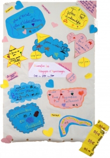 Ré enchantement de l'école et de la ré écriture de son projet diocésain