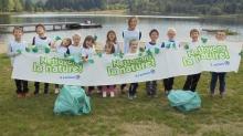 Nettoyons la nature avec l'école de St Martial