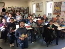 Collège Notre-Dame : place à la lecture !
