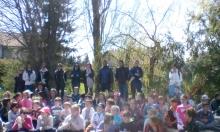 Rencontre sportive inter écoles catholiques