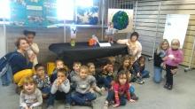 Trophée Jeunes & CO avec les maternelles de Vesseaux