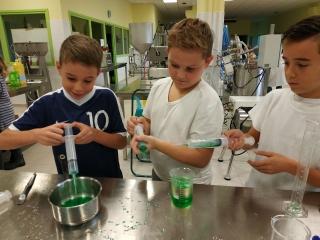Fête de la science au Lycée professionnel Marc Seguin