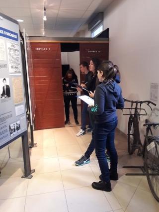 Musée de la résistance Le Teil