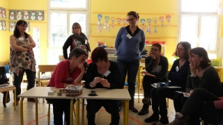 Formation Montessori à l'école St Joseph