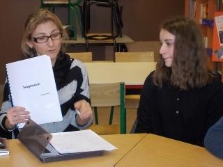 Quand la lecture ré-enchante les élèves - Collège St Louis TOURNON